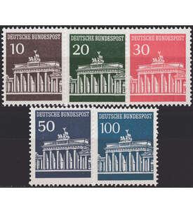 BRD Bund Nr. 506-510w postfrisch **