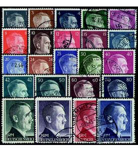 Deutsches Reich Nr. 781-802A