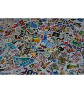 666 DDR Sondermarken gestempelt, nur komplette Ausgaben Briefmarke