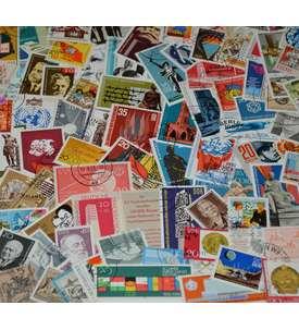 DDR Komplettausgaben gestempelt Briefmarke