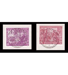 DDR Nr. 248-249 auf Stempelvorlage Ersttagssonderstempel Briefmarke