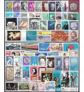 DDR 66 postfrische ** Sperrwerte Briefmarke