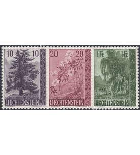 Liechtenstein Nr. 357-359 postfrisch **