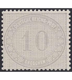 Deutsches Reich Nr. 12 ungestempelt