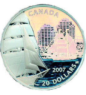 Canada - 20 Dollars 2007 PP