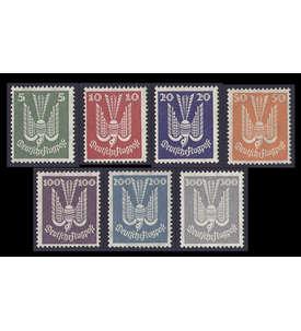 Deutsches Reich Nr. 344-350