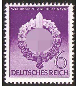 Deutsches Reich Nr. 818