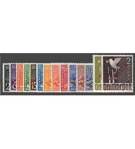 Briefmarken Berlin Nr. 21-34 postfrisch ** geprüft