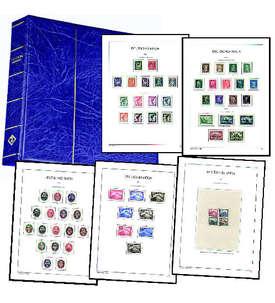 Deutsches Reich 1923-1932 Komplettsammlung Briefmarke