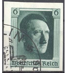 Deutsches Reich Nr. 647 gestempelt