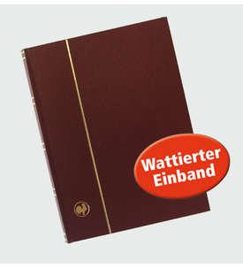 Einsteckalbum 60 schwarze Seiten  für Briefmarken