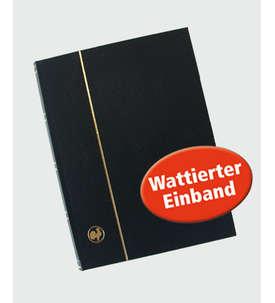 60 weiße Seiten Einsteckbuch Einsteckalbum Briefmarkenalbum  für Briefmarken