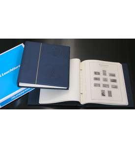 Leuchtturm BRD 1975-1989 Vordruckalbum SF-Schutztaschen  für Briefmarken