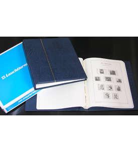 Leuchtturm BRD 1990-1999 Vordruckalbum SF-Schutztaschen  für Briefmarken