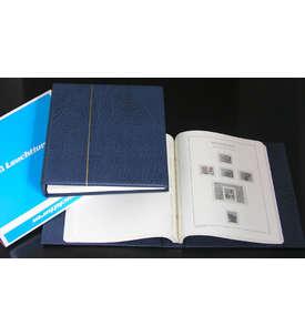 Leuchtturm DDR 1970-1979 Vordruckalbum SF-Schutztaschen Briefmarke
