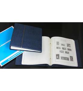 Leuchtturm DDR 1980-1990 Vordruckalbum SF-Schutztaschen Briefmarke