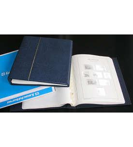 Leuchtturm BRD 2000-2009 Vordruckalbum SF-Schutztaschen  für Briefmarken