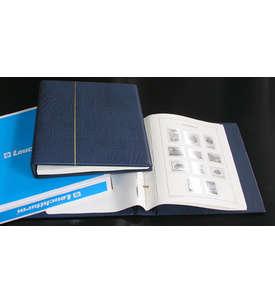 Leuchtturm Österreich 2010-17 Vordruckalbum SF-Schutztaschen  für Briefmarken