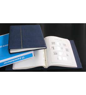 Leuchtturm Schweiz 1980-09 Vordruckalbum SF-Schutztaschen  für Briefmarken