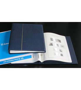 Leuchtturm Schweiz 2010-17 Vordruckalbum SF-Schutztaschen  für Briefmarken