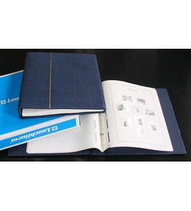 Leuchtturm Vatikan 2006-2016 Vordruckalbum SF-Schutztaschen  für Briefmarken