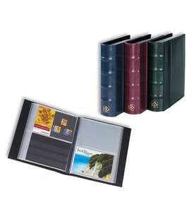 Leuchtturm - PK Album blau  für Briefmarken