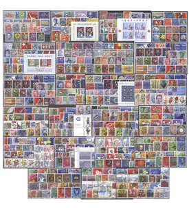 SET: Schweiz 1961-1983 gestempelt Briefmarke